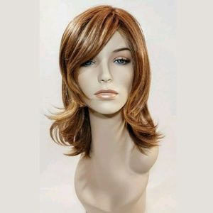 Raquel Welch Wig, Goddess, Red Auburn, Lace Front
